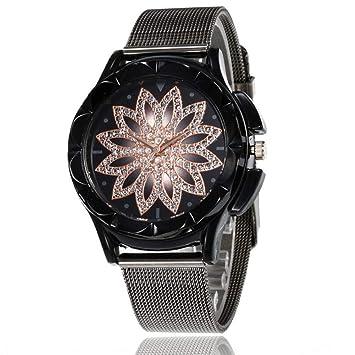 LLDNYSKH Reloj de Moda Tocadiscos Creativos Moda Reloj Cool T ...