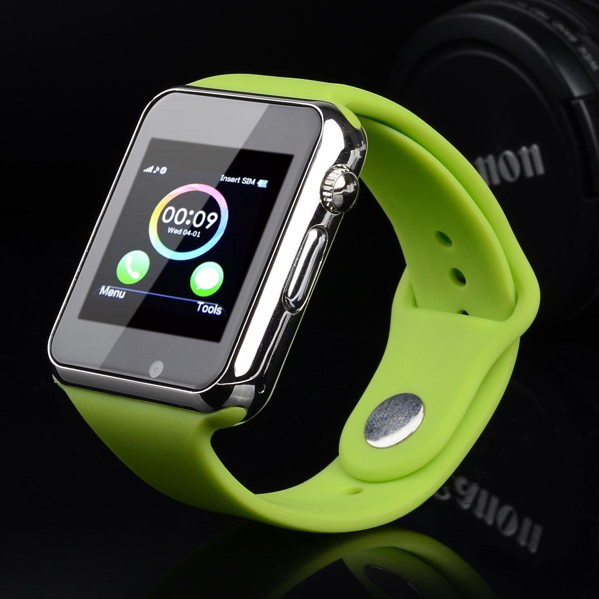 W88 3,9 cm Android inteligente reloj teléfono w/Bluetooth ...
