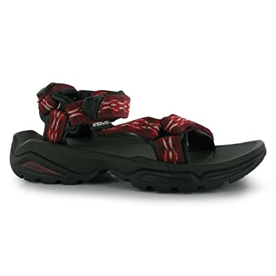 a4fa080dd1641 Teva Women s Fashion Sandals multicolour Size  7 UK  Amazon.co.uk ...