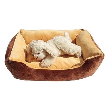 Lozse cojín Caseta para Perros Gato de Peluche Kennel Breve Nido Animales Mascotas Mat para el Perro y Mascotas: Amazon.es: Productos para mascotas