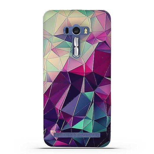 5 opinioni per Asus ZenFone Selfie ZD551KL Cover, Fubaoda Fantasia 3D Rilievo UltraSlim TPU