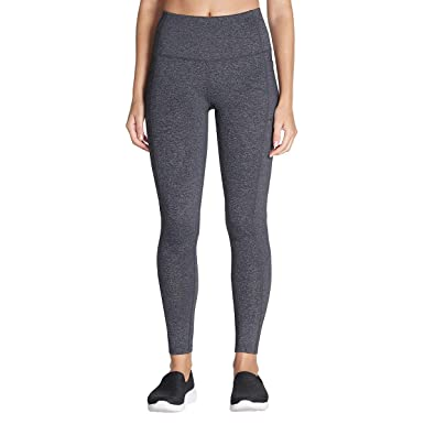 Skechers Womens High-Waisted Go Walk Active Tight, Heather ...