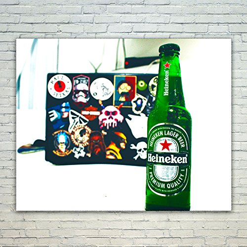 Westlake Art Beer Bottle - 16x20 Poster Print Wall Art - Modern Picture Photography Home Decor Office Birthday Gift - Unframed 16x20 Inch (6E3A-83467) (Beer Label Heineken)