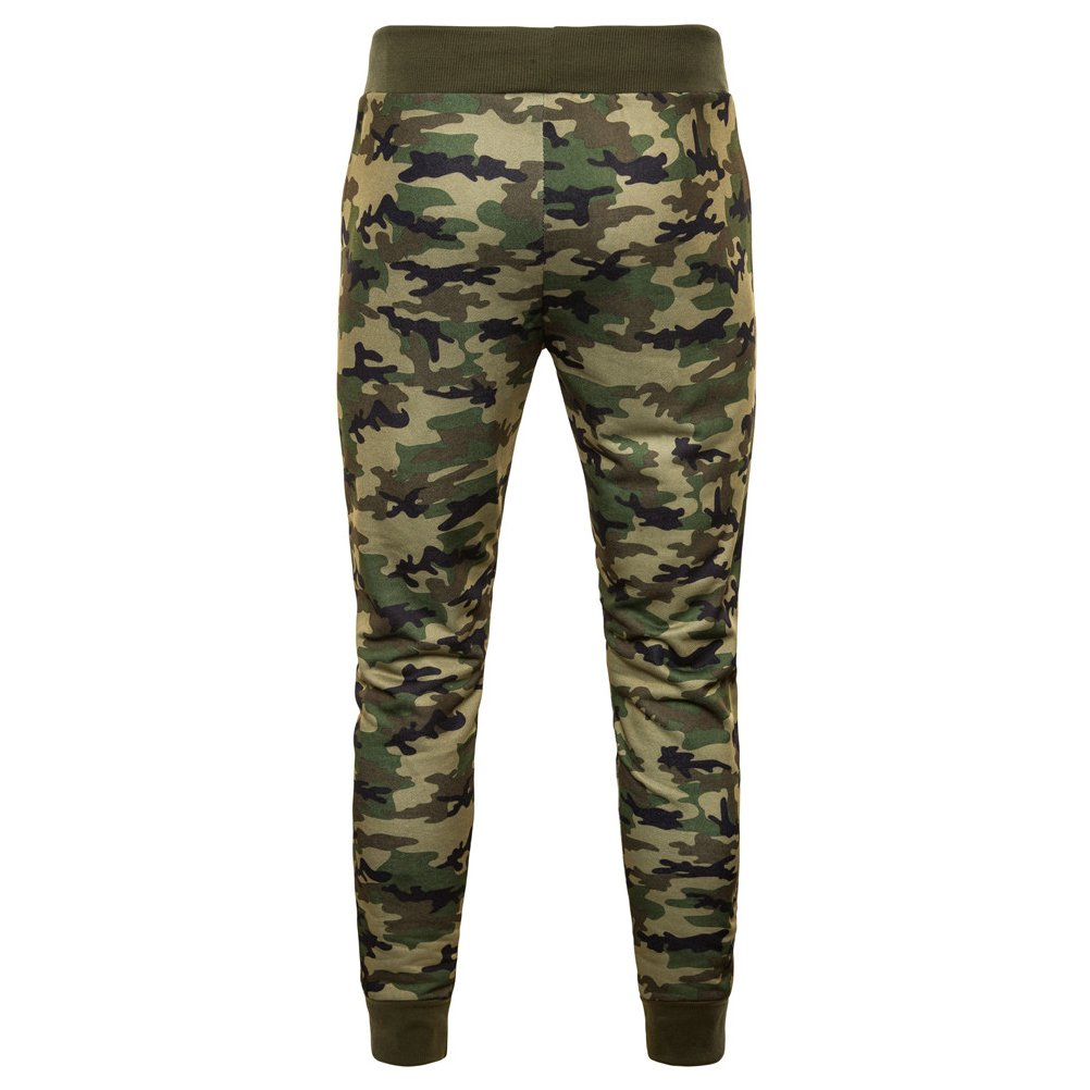 Zhhlinyuan Mens Slim Straight Casual Trousers Big Size Breathable Harem Pants