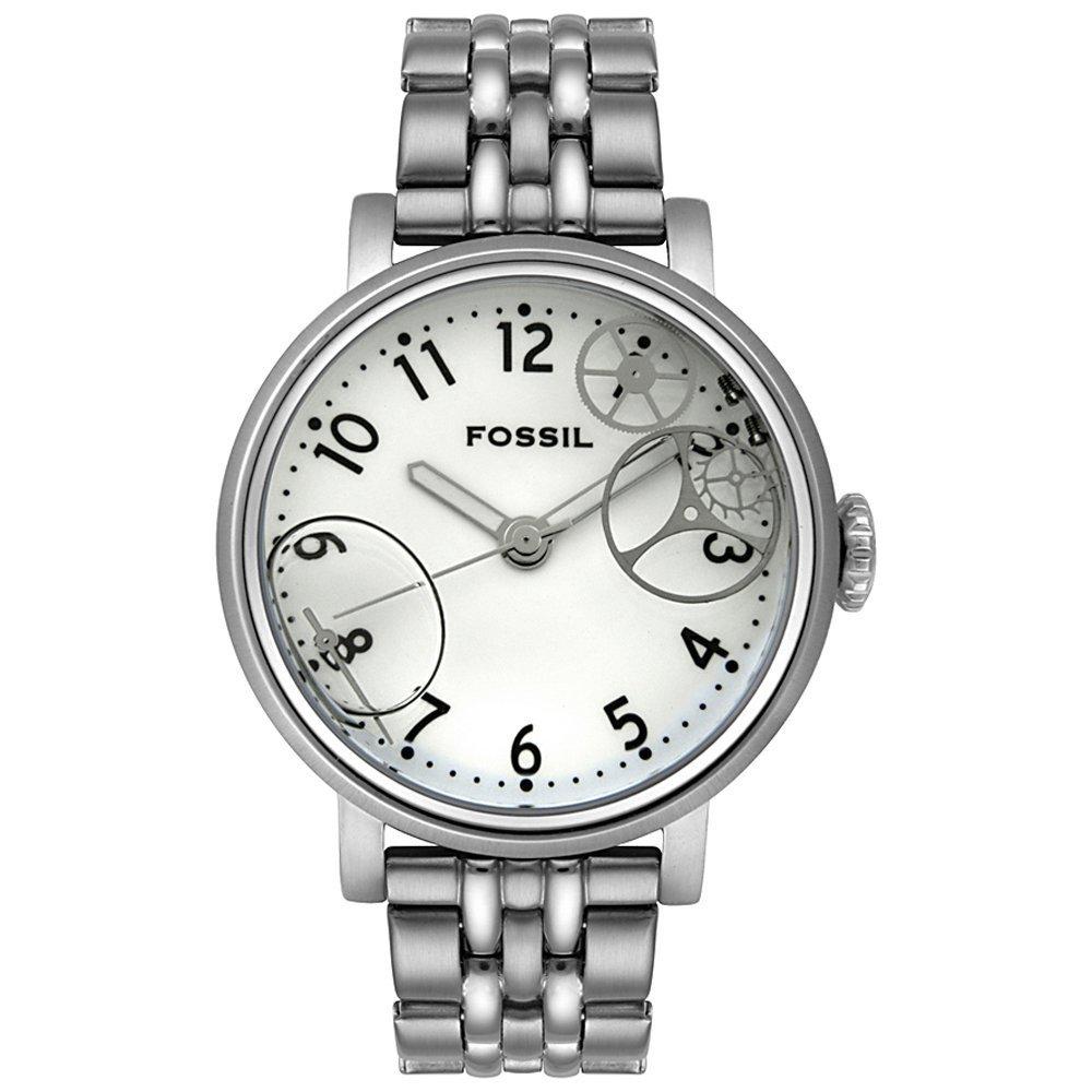 Fossil Womens Quartz Stainless Steel Casual Watchmodel Es3380 Original Boyfriend Chronograph Rose Tone Jr9949 Watches