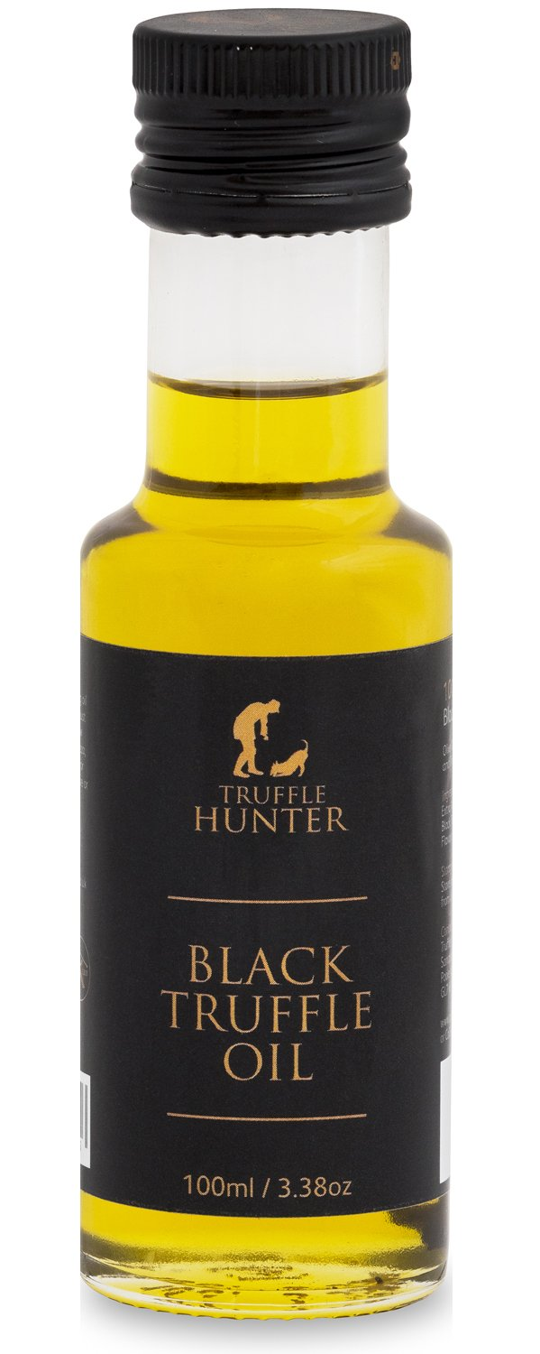 TruffleHunter Black Truffle Oil (3.38 Oz)
