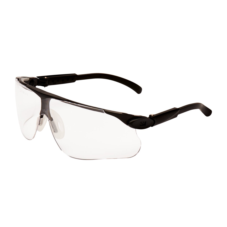 3M Maxim Schutzbrille Maxim0S, DX/UV, PC, klar, Rahmen schwarz ...