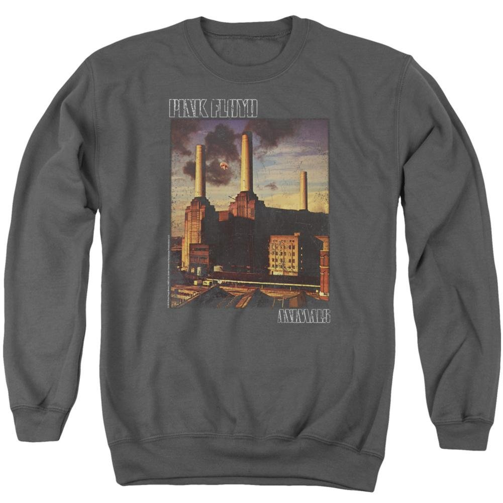 Pink Floyd - Men's Crewneck Sweatshirt Faded Animals
