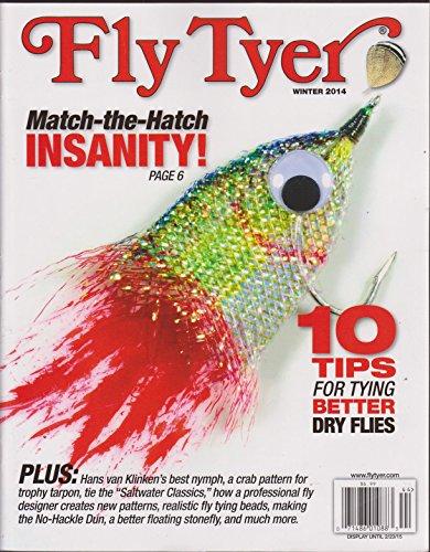Fly Tyer Magazine Winter 2014