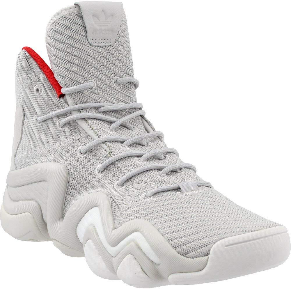 gris Two Ftwr blanc Hi-res rouge 42.5 EU adidas Homme Crazy 8 ADV PK Basketball Chaussure