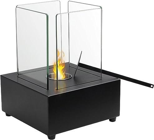 Amazon Com Wolfire Table Top Bio Ethanol Fireplace Ventless