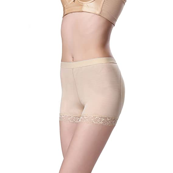 0dc0ab202e Damen Hintern Lifter Shaper Bauch Control Slip Po öffnen Instan Boyshorts   Amazon.de  Bekleidung
