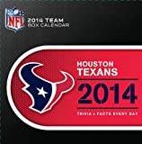 Turner - Perfect Timing 2014 Houston Texans Box Calendar (8051251)