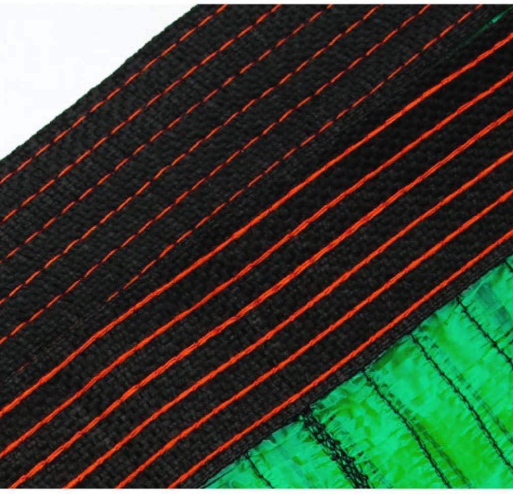 Schermo ombreggiante, Schermo ombreggiante per Panno ombreggiante Serra con passacavi Schermo Privacy per Copertura da Giardino Fiori Piante Patio Prato (Verde) 4×10m/13×32.5ft