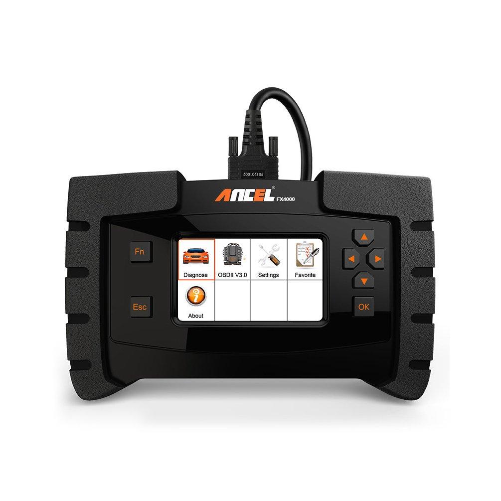 Ancel JP700 Classic enhanced universale OBD II scanner Car Engine Fault code Reader can Diagnostic Scan Tool