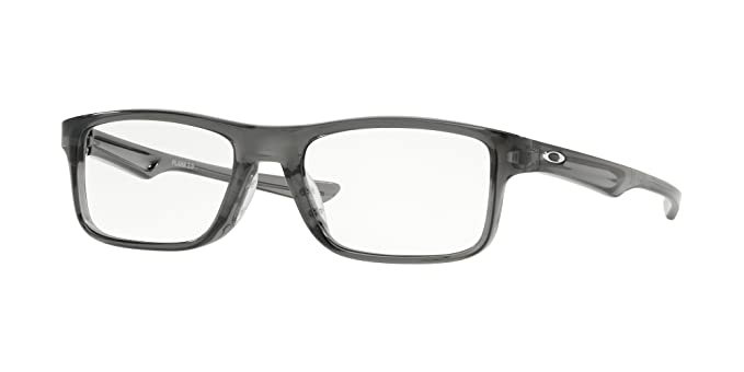 6ec7fa1e766b2 Image Unavailable. Image not available for. Color  OAKLEY 0OX8081 - 808106  Eyeglasses POLISHED GREY SMOKE 51mm