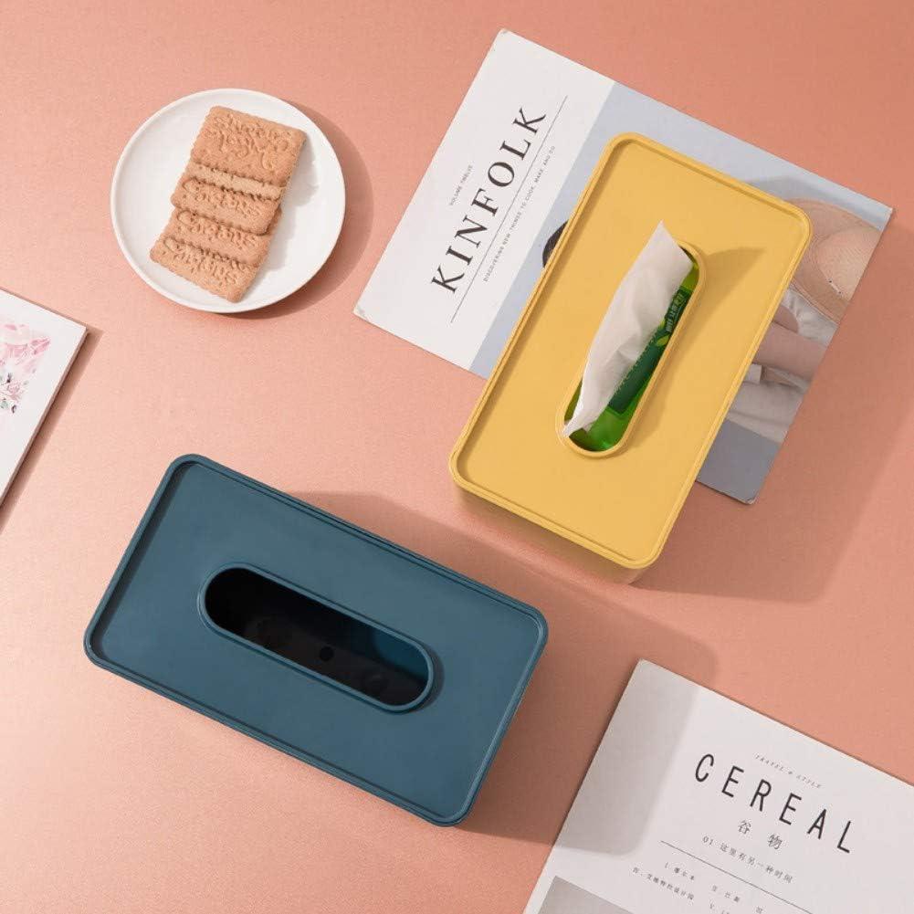 la Cocina CawBing este Enlace para Acceder a JiangPu Rectangular Facial Tissue Box Cover Holder para el ba/ño