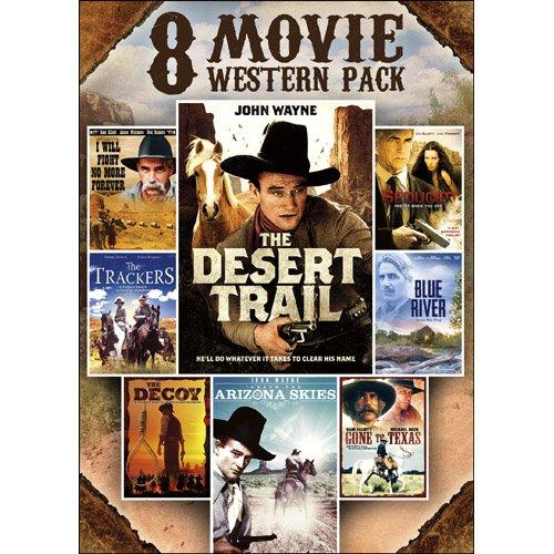 8-Movie Western Pack V.9 by PLATINUM DISC LLC