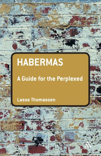 Habermas: A Guide for the Perplexed (Guides for the Perplexed)