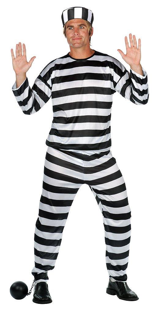 RG Costumes Prisoner of Love Convict Costume