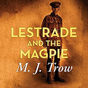 Lestrade and the Magpie Audiobook