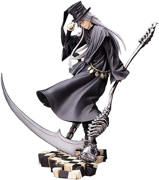 YQYW Kuroshitsuji Black Butler Sebastian Libro de la