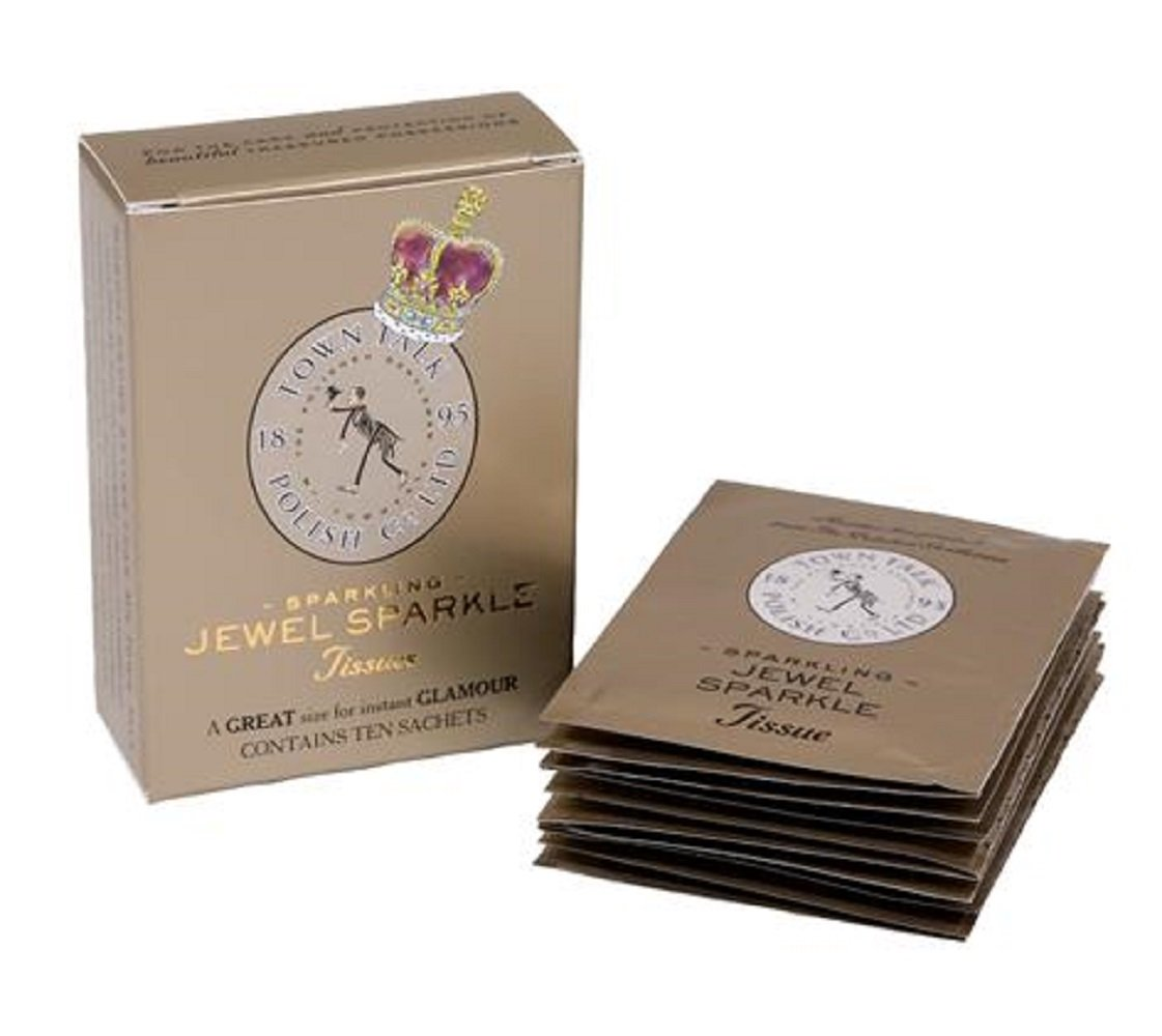 Town Talk Jewel Sparkle Tissue Sachets TT184