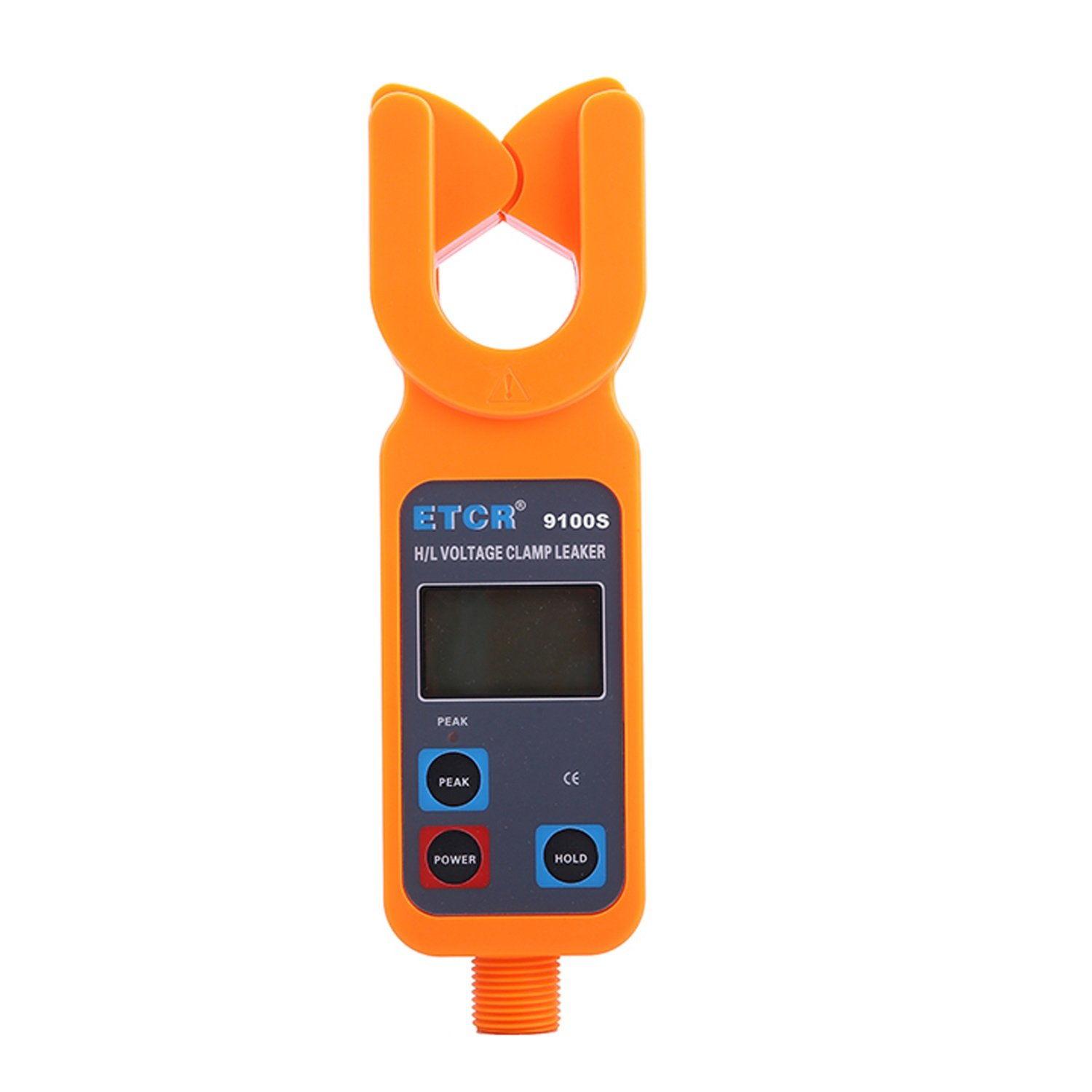 Lanlanmaoyimg Ammeter Portable Type High/Low Voltage Clamp Current Leaker ETCR9100S Precision Measurement
