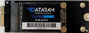DATARAM 1TB SSD for 2012 Apple MacBook Pro EMC 2512 & EMC 2557, 2013 Apple MacBook Pro EMC 2672 & EMC 2673