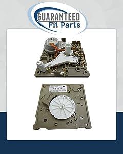 Ice Maker Motor RIM Hi Start - Complete Front Module by GFP