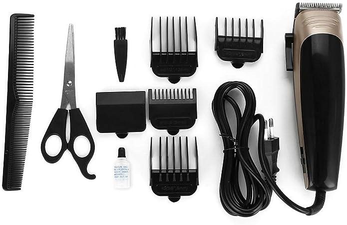 Kit de Corte de Pelo, máquina de Corte de Pelo eléctrica para ...
