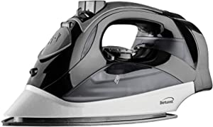 Brentwood Steam Iron with Auto Shut-Off NIL, Black