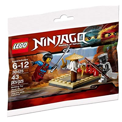LEGO Ninjago CRU Masters' Training Grounds (30425) Bagged: Toys & Games