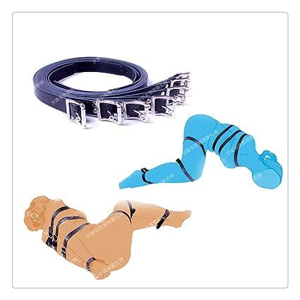 Z-one 1 Set de corbatas - 7 piezas Cinturones de cuero suaves y cš ...