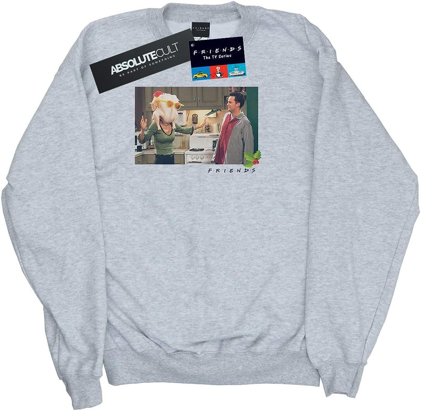 Friends Girls Turkey Head Sweatshirt