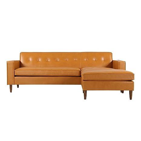 Brilliant Amazon Com Kardiel Eleanor Mid Century Modern Sofa Pdpeps Interior Chair Design Pdpepsorg