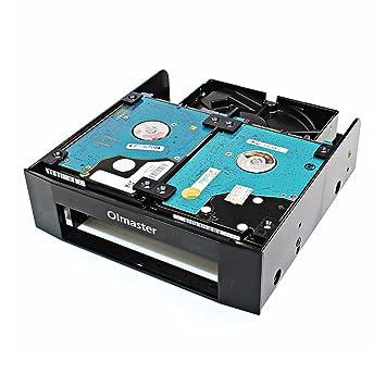 IPOTCH Soporte de Montaje para Disco Duro HDD/Ssd 3.5/2.5Pulgadas ...