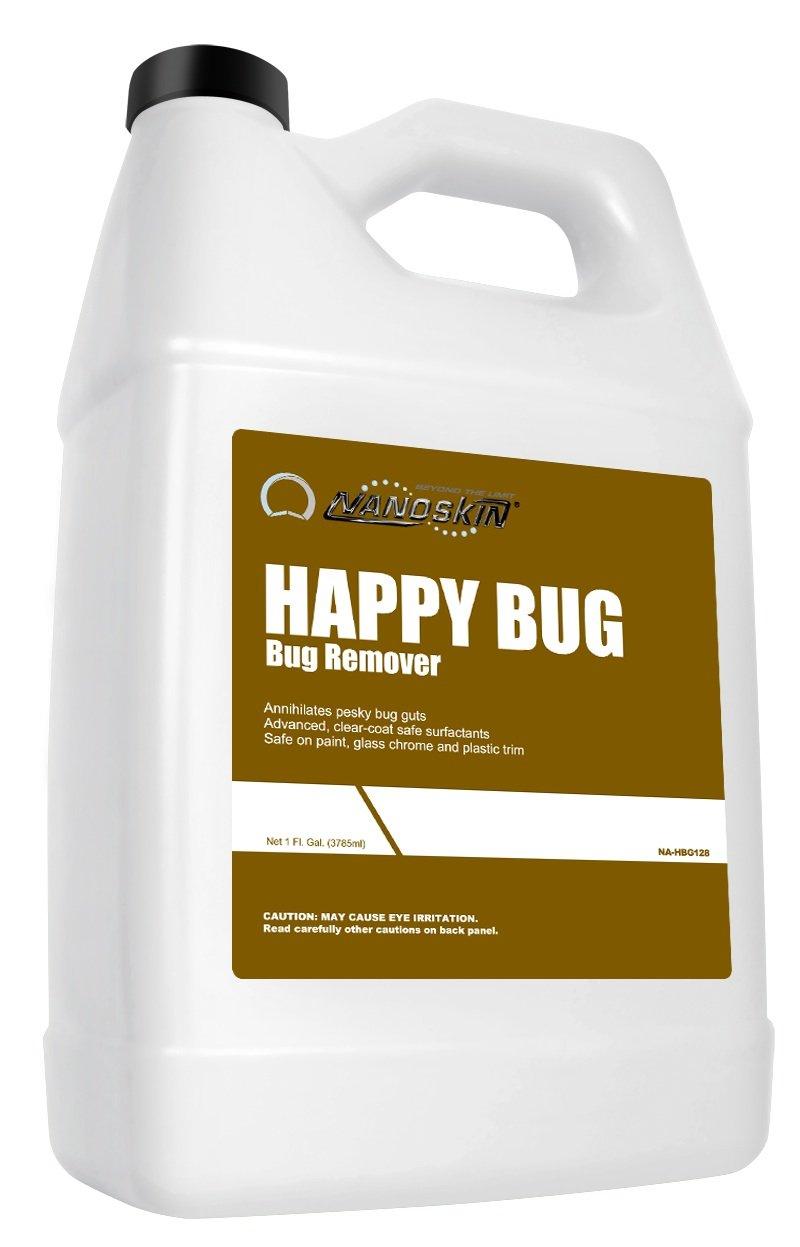 Nanoskin (NA-HBG128) Happy Bug Bug Remover - 1 Gallon