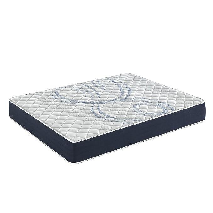 DormiPremium COLCHÓN VISCOELASTICO Dallas Confort 135X190 Altura 24 cm, (3cm visco): Amazon.es: Hogar