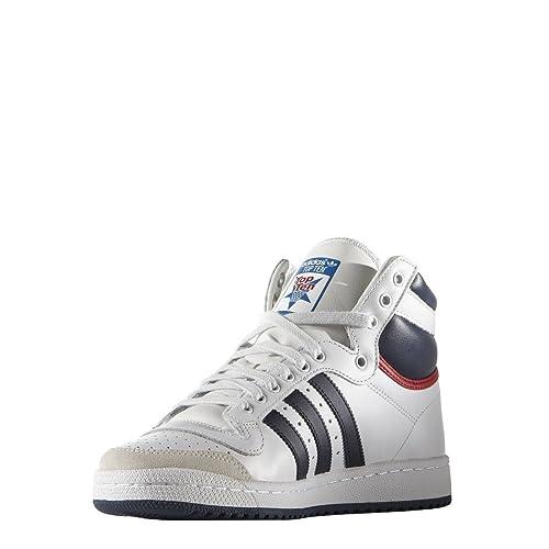 size 40 ff933 968bd Chaussures Adidas Top Ten Hi