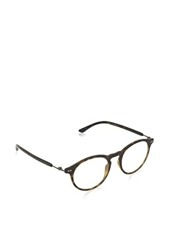 999253f73f Image Unavailable. Image not available for. Color  Giorgio Armani AR7040  5089 Dark Havana Prescription Eyewear Frames