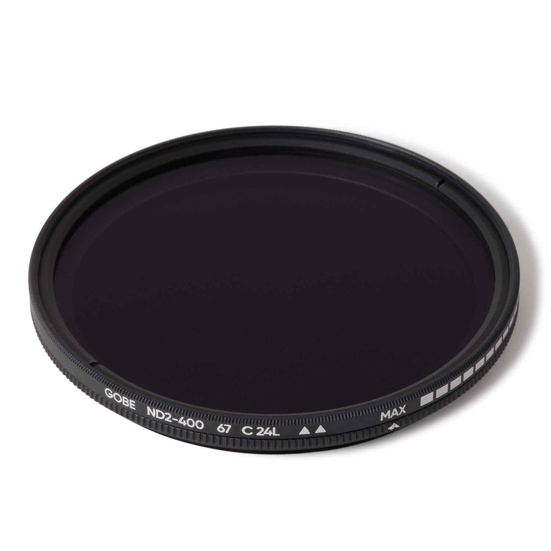 Filtro per obiettivi ND variabile ND2-400 52 mm Gobe 2Peak