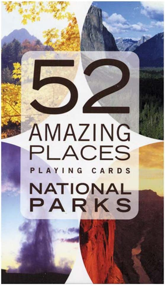 BIRDCAGE Amazing Places National Parks Game