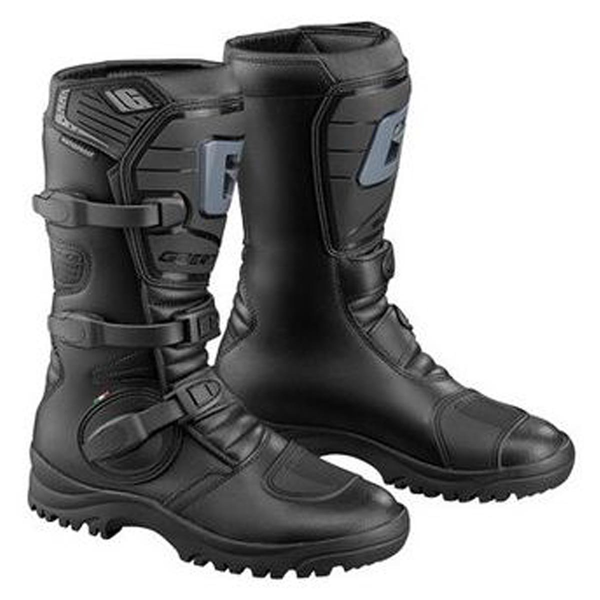 Gaerne G-Adventure Mens Black Motocross Boots - 11