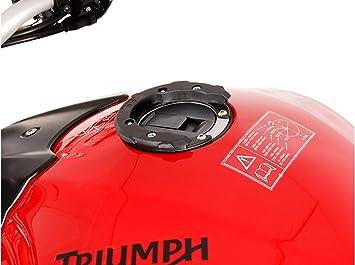 SW Motech Micro EVO Motorcycle Tank Bag /& Tank Ring for Triumph Tiger 800