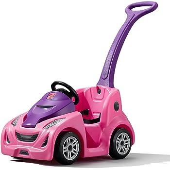 Amazon Com Little Tikes Princess Cozy Truck Ride On Toys