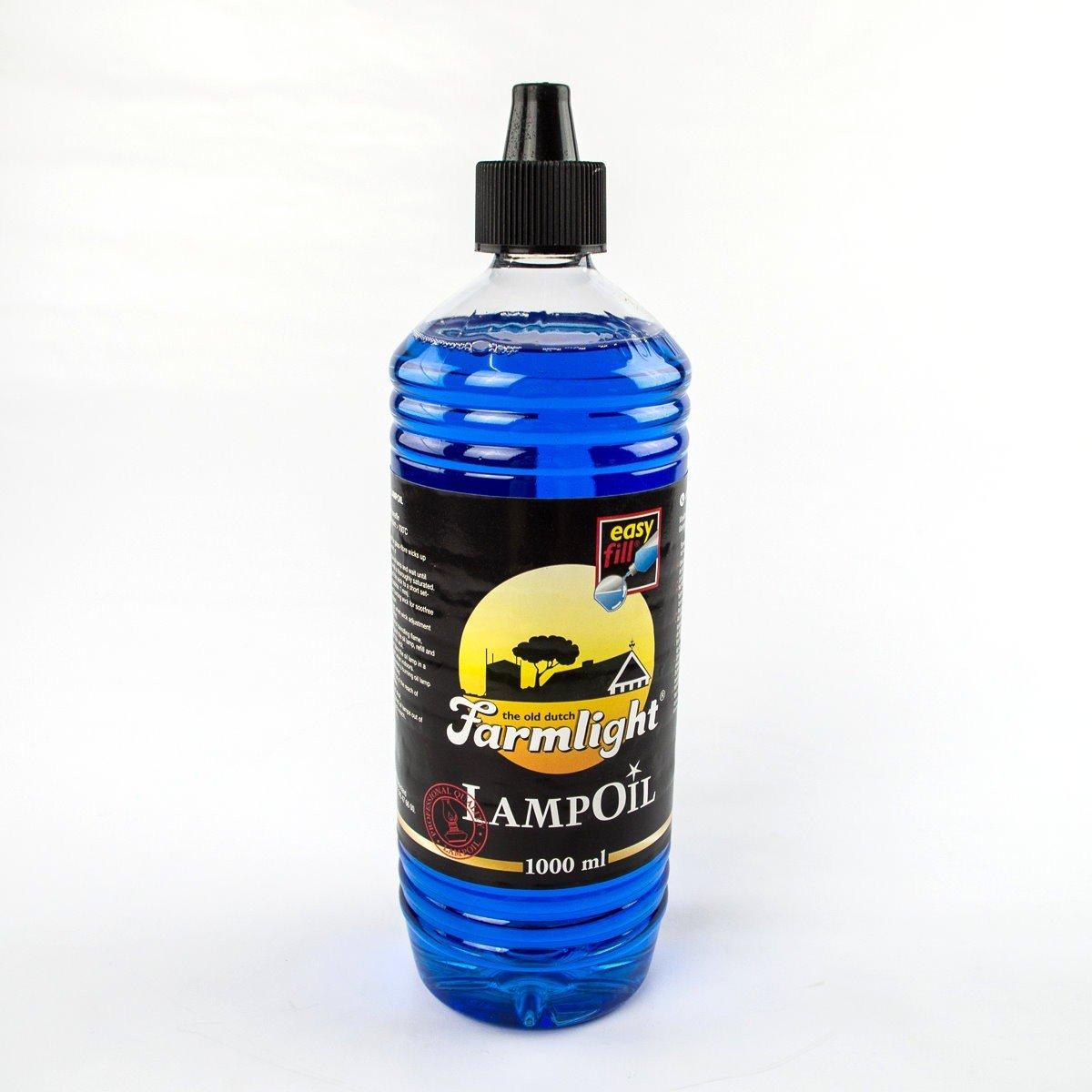 L'huile de paraffine huile 1 l (bleu) sonstige