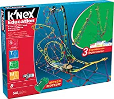 Knex Education Stem Explorations- Roller Coaster Building Set