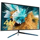 "4K 24"" Widescreen LED Gaming Monitor 16:9 Aspect Ratio, Crisp 3840 x 2160 Resolution, pc Monitors, 75 HZ Refresh Rate…"