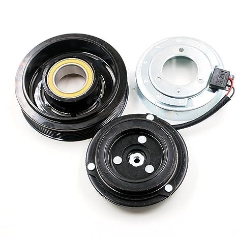 A/C compresor embrague y Kit de reparación de bobina para Nissan Rouge 08 –